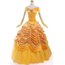 Halloween Costume Belle Compare Prices Belle Beauty Beast Dress Shopping
