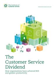 institute of customer service membership body for customer service