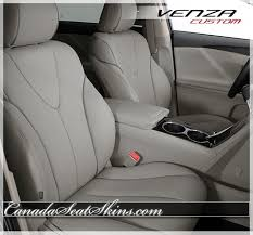 Venza Interior 2009 2015 Toyota Venza Custom Leather Upholstery