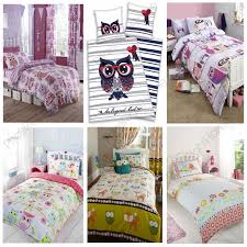 Owl Themed Bedroom Owl Themed Duvet Cover Sets Available In Junior Single U0026 Double