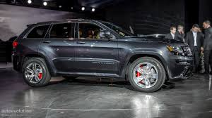 jeep grand cherokee custom 2015 2013 naias jeep grand cherokee srt8 live photos autoevolution