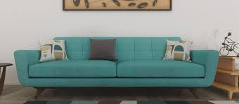 Affordable Mid Century Modern Sofa by Picked Vintage Mcm Arm Chair With Teal Velvet Idolza