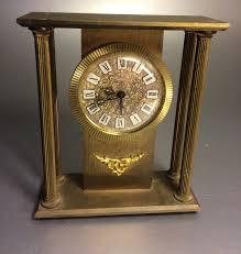 Linden Mantel Clock Antique Clocks Antique Price Guide