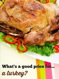 what s a price per pound for turkey