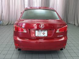 used lexus for sale cleveland ohio 2012 used lexus is 250 4dr sport sedan automatic rwd at north