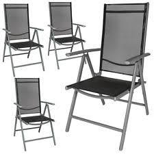 Aluminium Patio Sets Aluminium Garden U0026 Patio Chairs Ebay