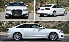 audi a6 what car 2016 audi a6 2 0t quattro test review car and driver