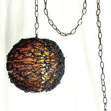 chain swag light kit chain pendant light vintage hanging light hanging l spaghetti