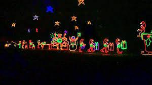 louisville mega cavern christmas lights mega cavern lights under louisville time lapse youtube