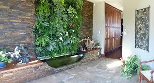 Indoor Vertical Gardens - lawn u0026 garden marvelous indoor vertical garden on grey stone