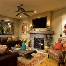 Tuscan Decorating Ideas To Create A Warm Inviting Tuscany Home - Tuscan family room