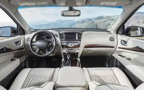 nissan armada platinum interior comparison infiniti qx60 base 2017 vs nissan armada platinum