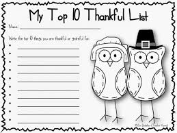 how to encourage your students to be thankful with freebies