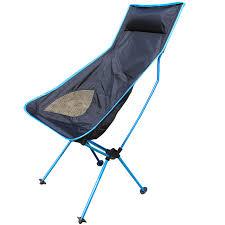si e de plage pliant portable stable pliable mesh chaise siège siège léger pour randonnée