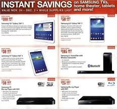 costco black friday deals and sales 2013 thanksgiving weekend savings