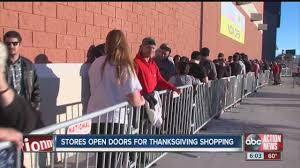 best buy opens doors for thanksgiving day shoppers looking for great