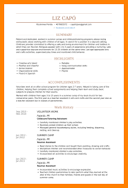 work resume exle volunteer work on resume cover letter