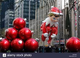 on the shelf macy s thanksgiving day parade stock photo