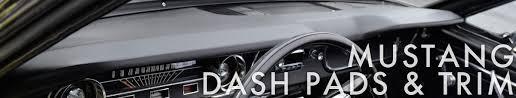65 Mustang Interior Parts Mustang Dash Pads U0026 Trim Cj Pony Parts