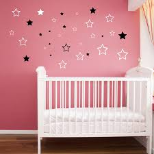 wall stickers baby promotion shop for promotional wall stickers baby nursery stars wall sticker star wall decal children room kids room wall art cut vinyl decor