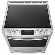 lg lse4617st 30 inch electric freestanding range with smoothtop