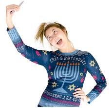 channukah sweater nordstrom drops offensive chanukah sweater week