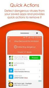 virus removal for android دانلود virus removal for android اپلیکیشن برای اندروید مارکت اندروید