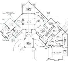 Rustic House Plans by Lake Floor Plans
