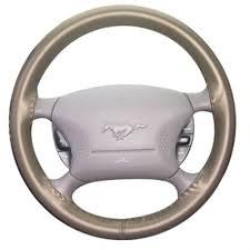 mustang steering wheels mustang steering wheel cover saddle 94 98 ws10236axx