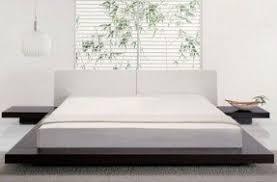 Diy Low Profile Platform Bed by Simple Platform Beds Foter