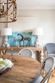 Coastal Living Dining Room Durability In Beach House Design Is A Must U2026 And It Can Be Super