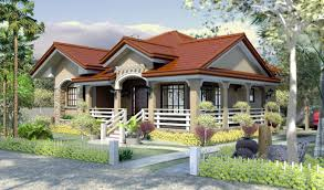 Simple House Design With Floor Plan In The Philippines Bungalow House Designs Floor Plans Philippines