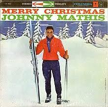 merry johnny mathis album
