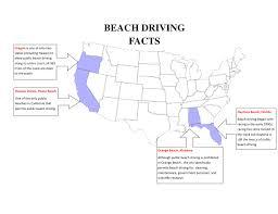 Pismo Beach Map Beach Driving Part 2 Surfrider Foundation