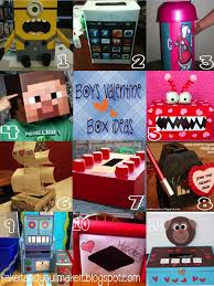 Valentine S Day Box Decorating Ideas by 72 Best Valentine U0027s Day Box Ideas For Boys Images On Pinterest
