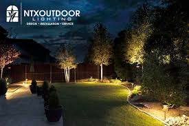 Landscape Lighting Packages - in ground led landscape lighting package giveaway fwtx com