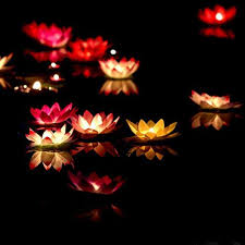 advent candle lighting order romantic lotus ls wishing lantern water floating candle light