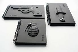 26 Unusual Notebook Designs