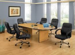 ofm tempered glass conference table stainless steel product showcase professional conference tables by ofm