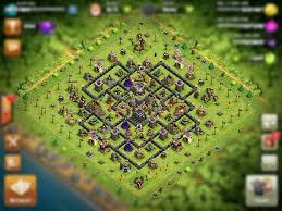 Coc Maps Clash Of Clans Town Hall 8 5 Guide What To Build And What Not