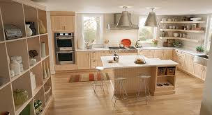 Wooden Country Kitchen - 6 ideas for designing a country kitchen kraftmaid