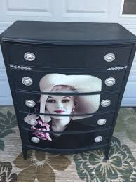 Marilyn Monroe Furniture by Marilyn Monroe Chest Of Drawers Dresser For Sale In Plano Tx