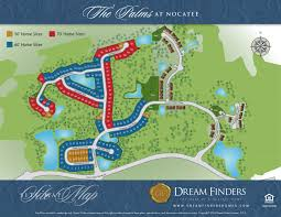 Villages Florida Map by The Palms At Nocatee