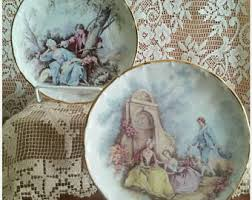 ornamental plate etsy