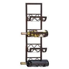 innovation wine holders for wall exquisite decoration wall mount