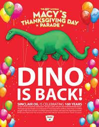 dino history sinclair corporation