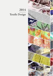 Textile Design by Textile Design 2014 By Faith Nelson Issuu