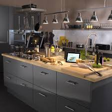 decoration cuisine gris deco cuisine gris et blanc nouveau cuisine moderne grise luxe