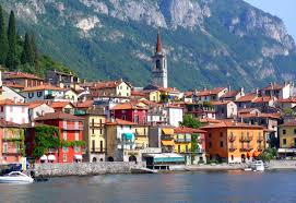 Lake Como Italy Map Enchanting Italy Ten Attractions In Varenna Lake Como