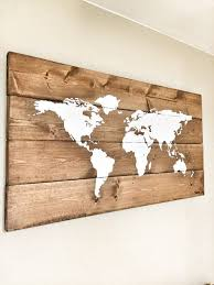 Map Home Decor Best 25 World Map Decor Ideas Only On Pinterest Travel
